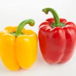 パプリカの栄養の特徴と効果的な食べ方は?色(赤黄)とピーマンとの違いも