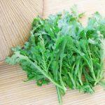 春菊の栄養素と効能や効果は?旬の時期や主な生産地と保存方法も